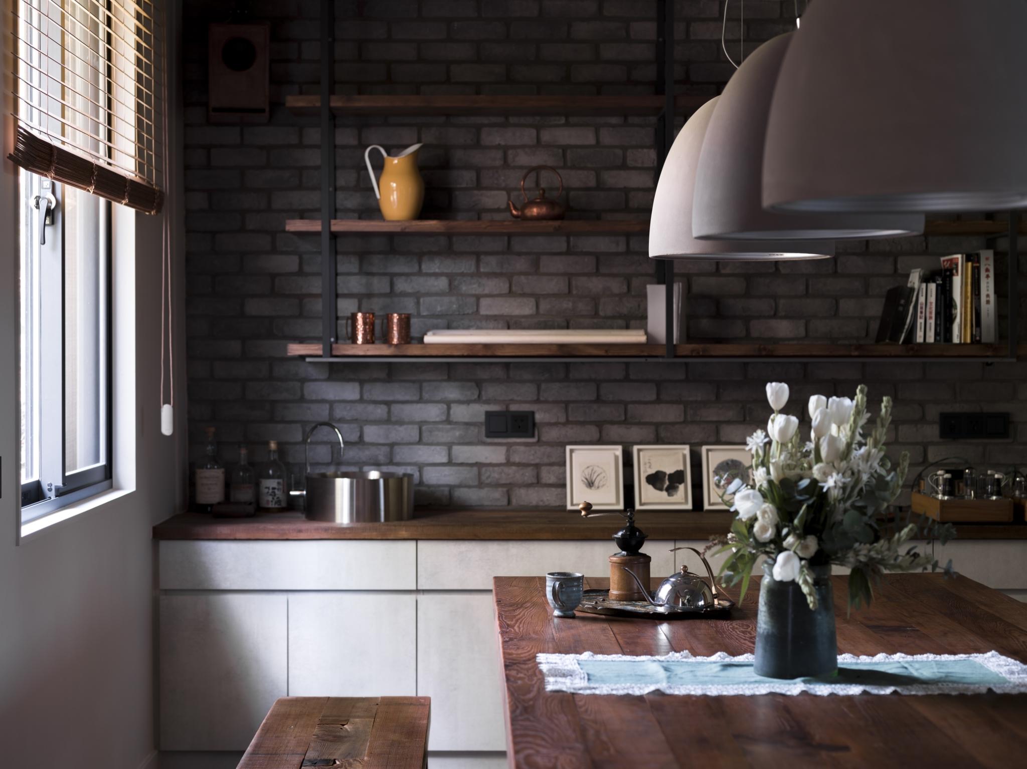 居家設計 – 溫暖沉靜
