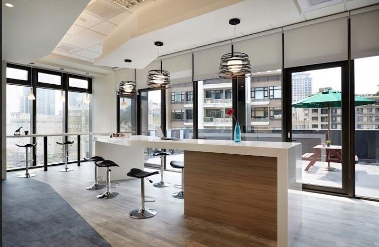 美商nook辦公室空間規劃與設計