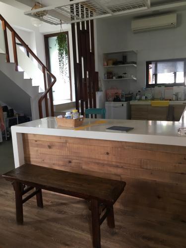 廚房開放空間
